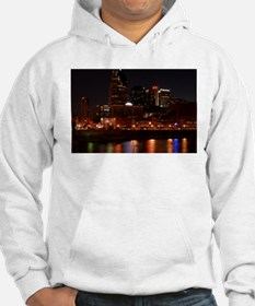 Nashville and the Cumberland River Hoodie