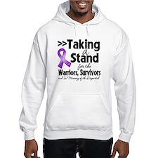 Taking a Stand Pancreatitis Hoodie