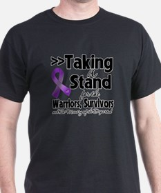 Taking a Stand Pancreatitis T-Shirt