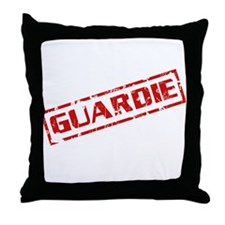 Guardie Throw Pillow
