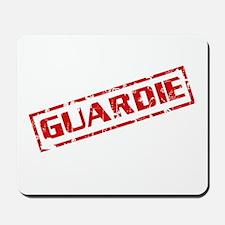 Guardie Mousepad
