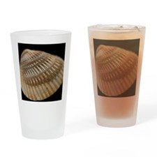 Cute Power shell Drinking Glass