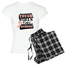 Tough Girls Uterine Cancer Pajamas
