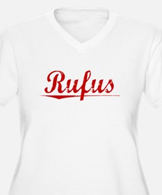 Rufus, Vintage Red T-Shirt