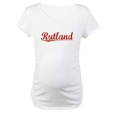 Rutland, Vintage Red Shirt