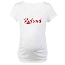 Ryland, Vintage Red Shirt