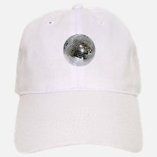 Spazzoid Disco Ball Baseball Baseball Cap