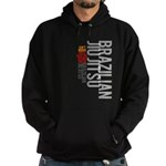 Pass out before you die BJJ Hoodie (dark)