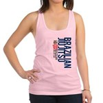 Pass out before you die BJJ Racerback Tank Top