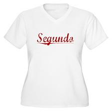 Segundo, Vintage Red T-Shirt