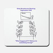 Ebay Boardroom #2 Mousepad
