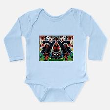 Bingolition Long Sleeve Infant Bodysuit