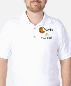 Crumbs in the Bed T-Shirt
