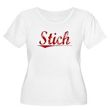 Stich, Vintage Red T-Shirt