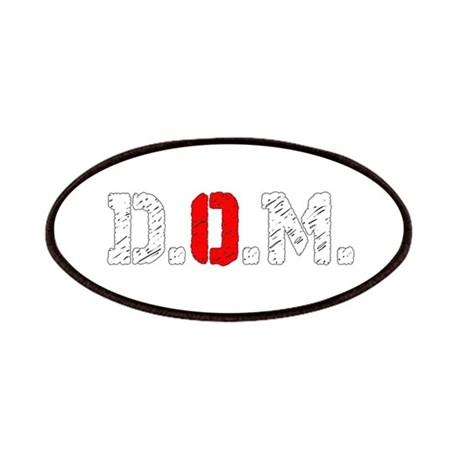 Dogs Of The Machine Logo Abbrev Patches