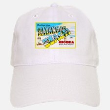 Savannah Beach Georgia Baseball Baseball Cap