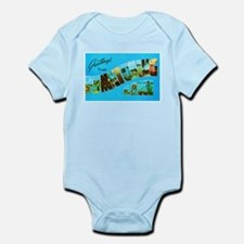 Pymatuning Lake Pennsylvania Infant Bodysuit