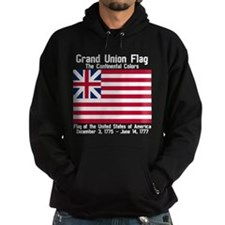 Grand Union Flag Hoodie