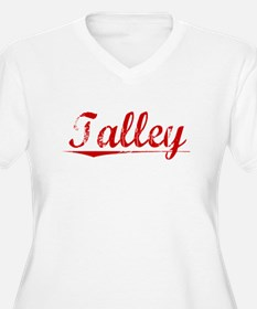 Talley, Vintage Red T-Shirt