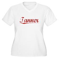 Tanner, Vintage Red T-Shirt