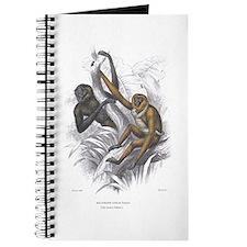 Gibbon Ape Monkey Journal