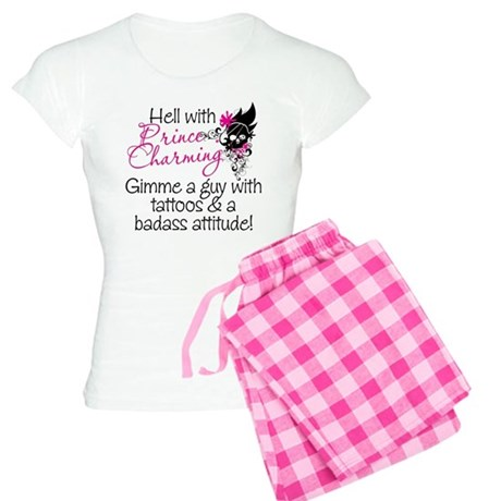 Hell With Prince Charming Women's Light Pajamas