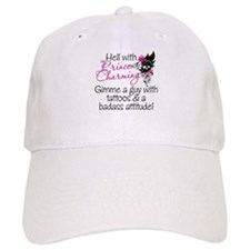 Hell With Prince Charming Baseball Cap