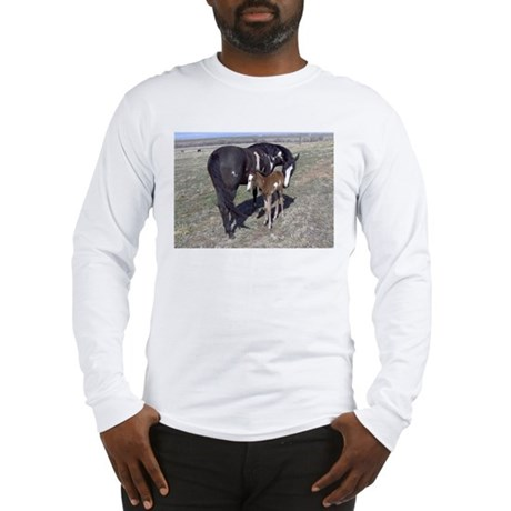 Paints and Pintos Long Sleeve T-Shirt