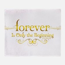 Dated Forever is Only the Beginning Stadium Blank