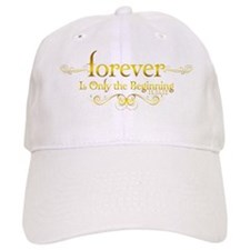 Dated Forever is Only the Beginning Baseball Cap