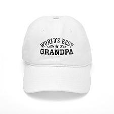World's Best Grandpa Cap