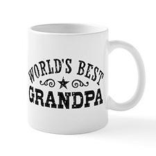 World's Best Grandpa Small Mug