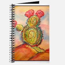 Cactus! Desert southwest art! Journal
