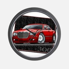 Red_300_DUB.png Wall Clock