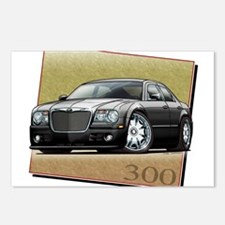 Black_300_DUB.png Postcards (Package of 8)