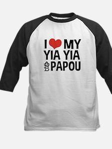 I Love My Yia Yia and Papou Tee