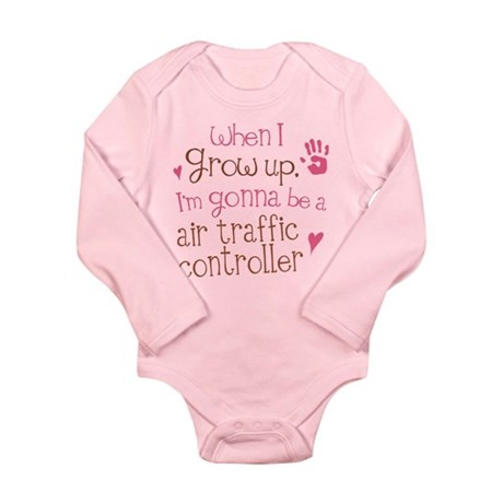Future Air Traffic Controller Long Sleeve Infant B
