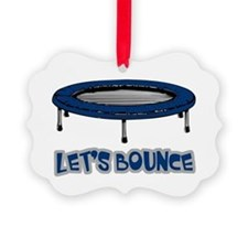 Lets Bounce Trampoline.png Ornament