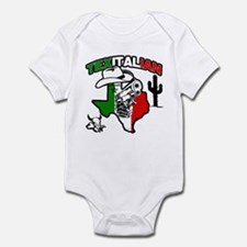 Texitalian Infant Bodysuit