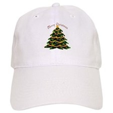 Christmas Tree Baseball Cap