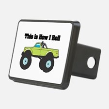 monster truck.png Hitch Cover