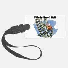 roller coaster.png Luggage Tag