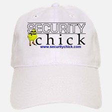 SecurityChick Baseball Baseball Cap