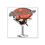 cocktail.png Square Sticker 3