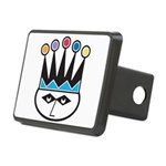 jester.png Rectangular Hitch Cover