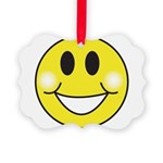 smiley-face.png Picture Ornament