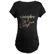 Vampire Girl Sparkly T-Shirt