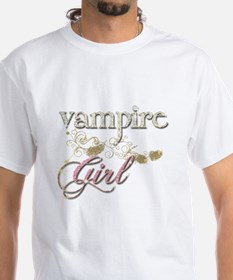 Vampire Girl Sparkly Shirt