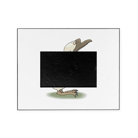 silly goose copy.jpg Picture Frame