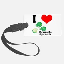 brussels.png Luggage Tag